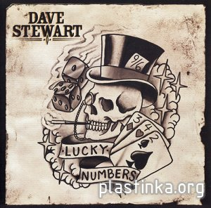 Dave Stewart - Lucky Numbers (2013) [2LP, USA]