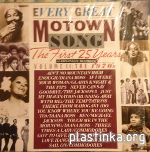 Every Great Motown Song - The First 25 Years Volume II The 1970's