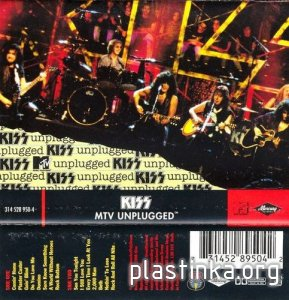 Kiss ‎– MTV Unplugged (1996)