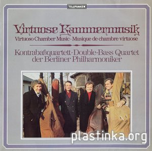 Virtuose Kammermusik - Double-Bass quartet (1981)