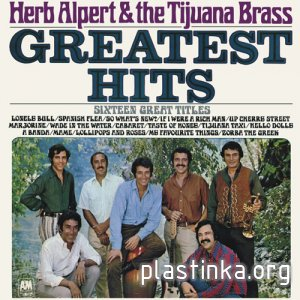 Herb Alpert & The Tijuana Brass - GREATEST HITS (uk version)