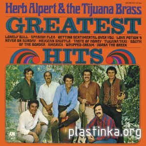 HERB ALPERT & THE TIJUANA BRASS - GREATEST HITS (US VERSION)