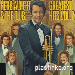 HERB ALPERT & THE T.J.B. - GREATEST HITS VOL.2