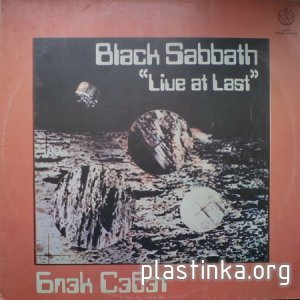 Black Sabbath - Live at Last (1980)(1990)
