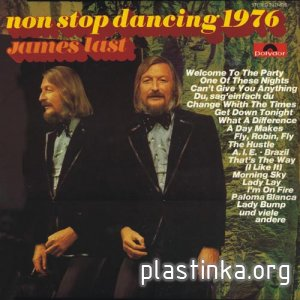 James Last - NON STOP DANCING 1976