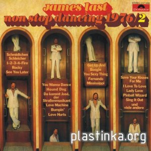 James Last - NON STOP DANCING 1976-2