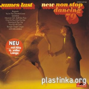James Last - NEW NON STOP DANCING 1979