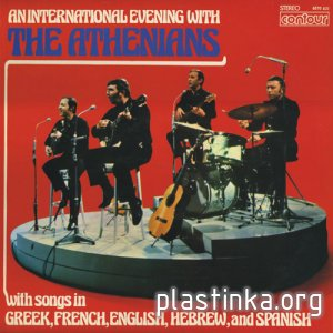 The Athenians - AN INTERNATIONAL EVENING WITH THE ATHENIANS