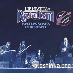 The Beatles Revival Band - BEATLES SONGS IN DEUTSCH (1977)