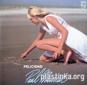 Paul Mauriat - Felicidad (1981) - Philips 28PP-22