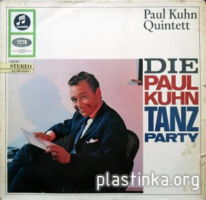 Paul Kuhn - Tanzparty (1961)