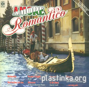 Various Artists - Amore Romantico (1983)