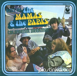 The Mamas & The Papas - California Dreamin' - Best Of (1977)
