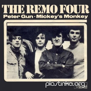 The Remo Four - Peter Gun/Mickey's Monkey (SP)