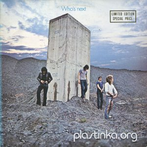 The Who - Who's Next (1974) [First UK Reissue]
