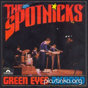 The Spotnicks - GREEN EYES/RICARDO (SP)