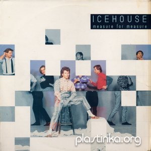 Icehouse ‎- Measure For Measure (1986)