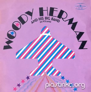 Woody Herman And His Big Band - In Poland (1977)