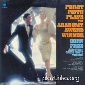 Percy Faith - PERCY FAITH PLAYS THE ACADEMY AWARD WINNER AND OTHER GREAT MOVIE THEMES