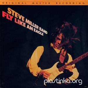 Steve Miller Band ‎- Fly Like An Eagle (1976) [Remastered MFSL JP Pressing]