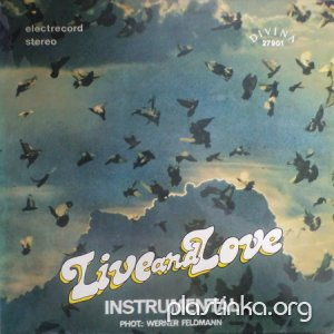 Live And Love - Instrumental (1986)
