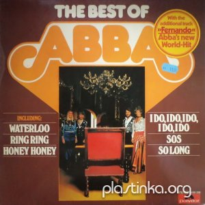 Abba - The Best of Abba (1976)