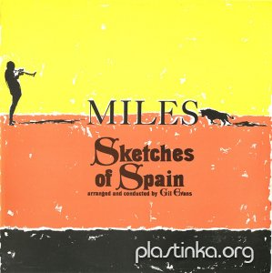 Miles Davis ‎- Sketches Of Spain (1960) [UK LP] VinylRip 24/96