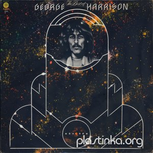 George Harrison ‎1976 The Best Of George Harrison  (Capitol Records, ST-11578)