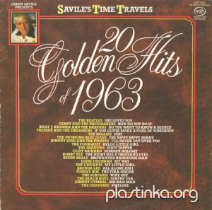 Various Artists - 20 Golden Hits Of 1963 (1981)