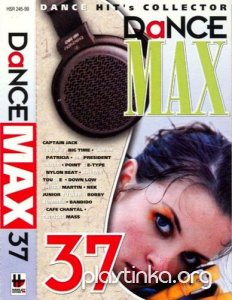 VA DAnce Max 37 (Dance Hit's Collector) - 1999