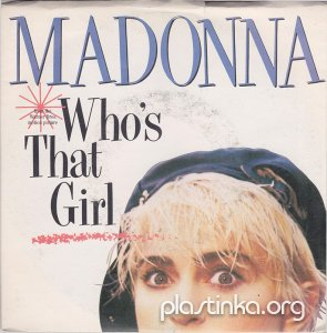 Madonna - Who's That Girl/White Heat (1987)