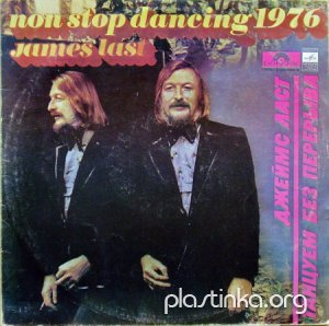 James Last-Non stop dancing (1976)