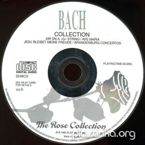 Bach - The Rose Collection (1992)
