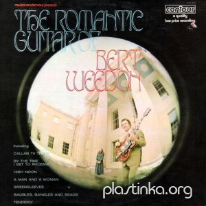 "Bert Weedon - ""The Romantic Guitar Of Bert Weedon"" (1970)"