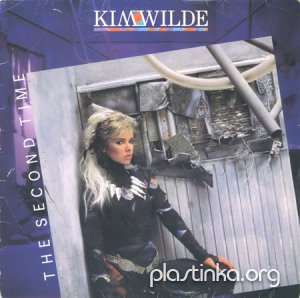 Kim Wilde - The Second Time (1984) [Maxi-Single, 45 RPM]