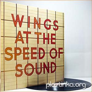 Wings Paul McCartney - Wings at the Speed of Sound (1976) (Vinyl)