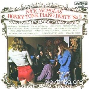 Nick Nicholas - Honky Tonk Piano Party No 2 (1972)