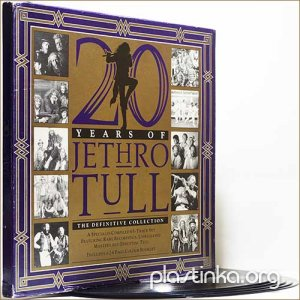 Jethro Tull - 20 Years Of J. T. The Definitive Collection (1988) (5LP)
