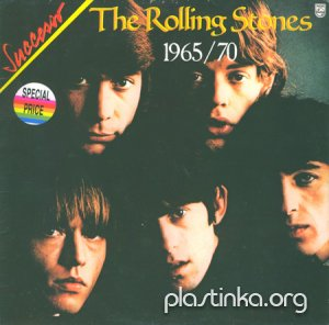 The Rolling Stones - 1965/70 (1982)