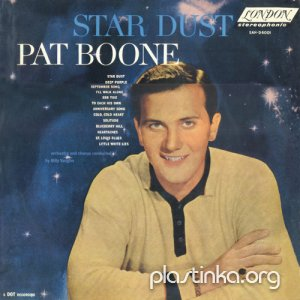Pat Boone ‎– STAR DUST (1958)