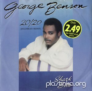 George Benson - 20/20 (Jellybean Remix) (1985) 45 RPM Single