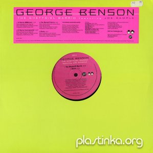 George Benson Featuring Joe Sample - The Ghetto/El Barrio (2000) 33RPM Single