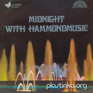 Gerry Roberto - MIDNIGHT WITH HAMMONDMUSIC