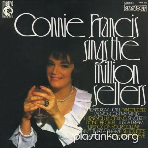 Connie Francis - CONNIE FRANCIS SINGS THE MILLION SELLERS (1959)