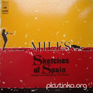 Miles Davis - Sketches of Spain (1960)(Japan Reissue 1969)