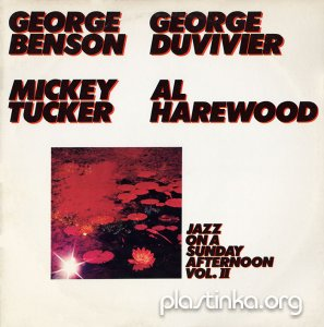 Jazz On A Sunday Afternoon Vol. 2 (1981)