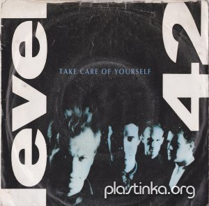 Level 42  - Take Care Of Yourself/Silence (Live) (1989)