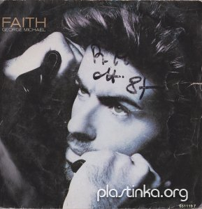 George Michael - Faith/Hand To Mouth