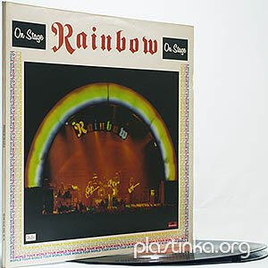 Rainbow - On Stage (1977) Live 2LP