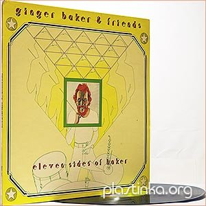 Ginger Baker and Friends - Eleven Sides of Baker (1976)
